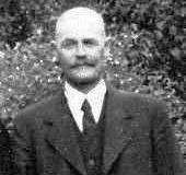 1939 Heinrich Schulze-Schulte (1881 - 1955) und Theresia Schulte-Bisping geb. Revering (1891 - 1982)  Hofstaat: Max und Antonia Schulte Althoff, Anton Schulte Bisping und ?